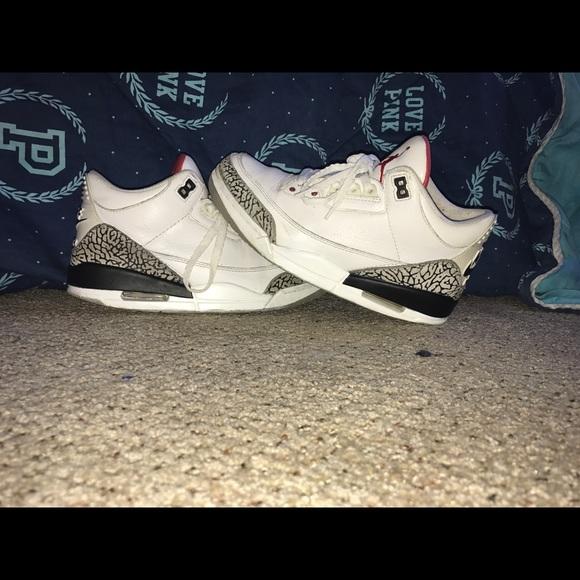 new style 8acba 1d388 Jordan 3 white cement 88
